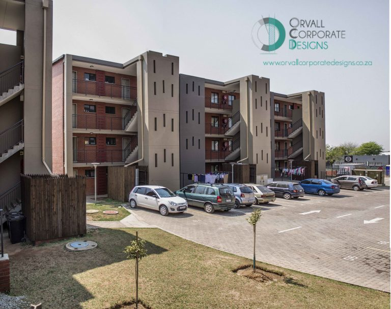 High Rise Residential Apartments (Germiston and Delville)